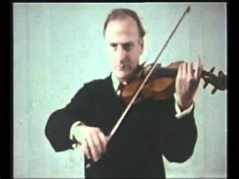 youtube tutorial violin yehudi menuhin violin tutorial 4 right hand playing
