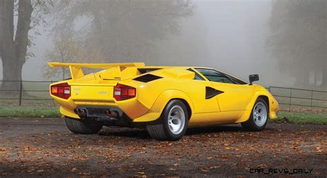 yellow lamborghini countach rm 2016 1981 lamborghini countach lp400s series