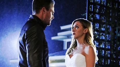 nel last new year arrow 5 le nozze di oliver e laurel nel 100 194 176 episodio