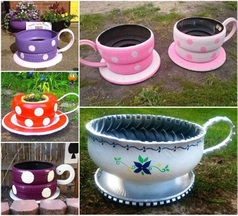 Teacup Planters by Teacup Planters Pictures Photos And Images For