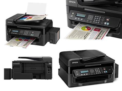 Epson L 555 impresora multifunci 243 n epson l555 sistema de tinta