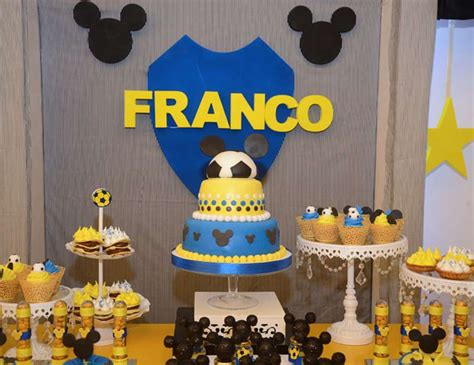 8564 Yellow Mickey Mouse mickey mouse birthday quot mickey mouse blue and yellow