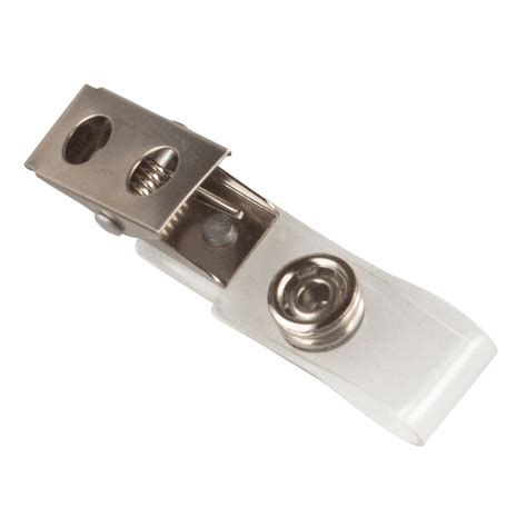 badge clip rapid id badge clip
