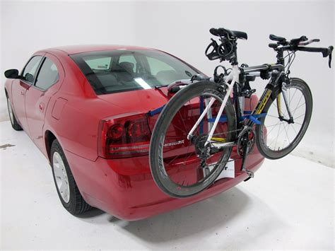 Prius Bike Rack by Trunk Bike Racks For 2012 Toyota Prius C Thule Th9006xt