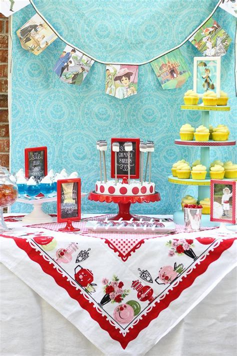Kara's Party Ideas Mary Poppins Party Planning Ideas