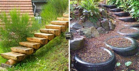giardino te realizzare scalini in giardino 20 soluzioni da vedere