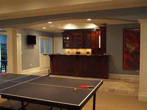 Basement Finish Basement Finished Basement Ideas