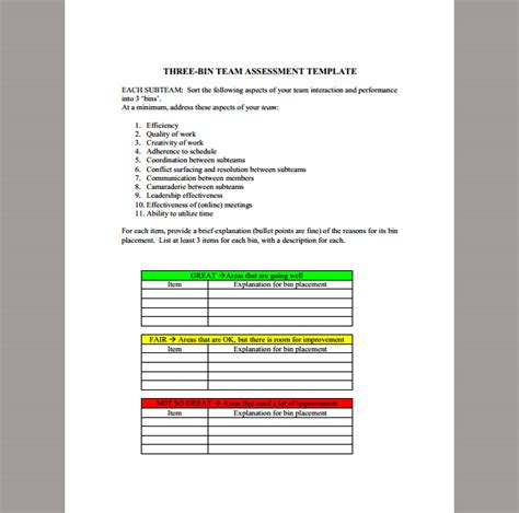 sle roster template sales skills assessment template 28 images skills