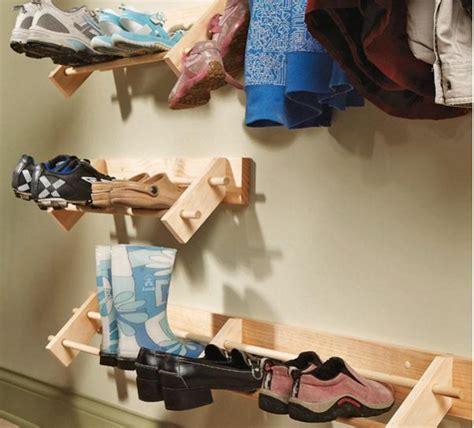 diy shoe rack ideas   shoe collection neat