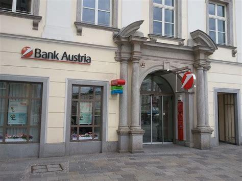 bank filialleiter открытие счета в австрийском банке