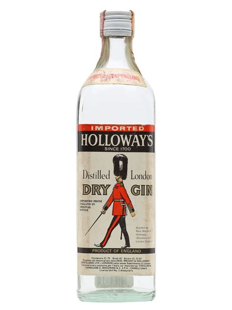 Gin Bar Accessories Holloway S Gin Bot 1970s Buy From The