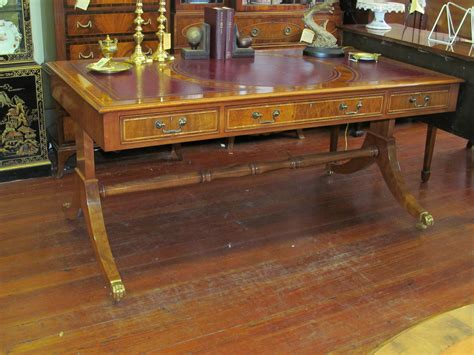 charleston battery bench english bench made partner s writing table
