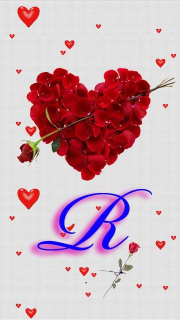 The gallery for --> R Love Alphabet Wallpapers R Alphabet Wallpaper Love