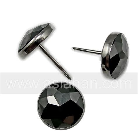 crystal upholstery tacks crystal upholstery tacks solitaire 55 black diamond