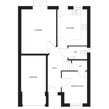 taylor wimpey floor plans the douglas 3 taylor wimpey
