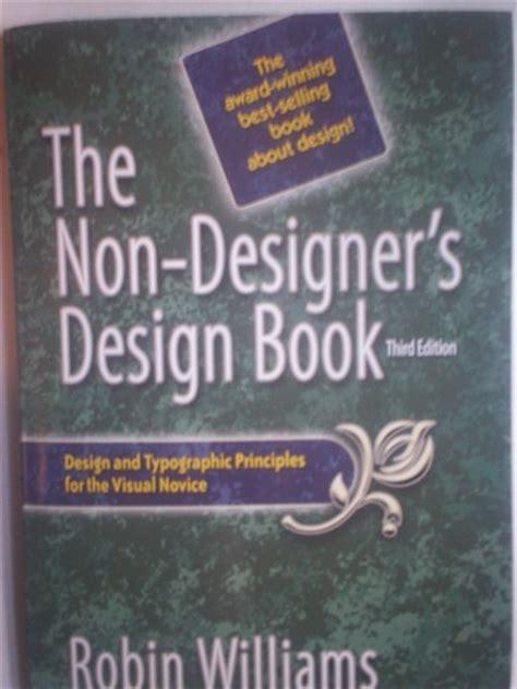 libro the non designers design book the non designer s design book 3rd edition robin williams 9780321534040 amazon com books