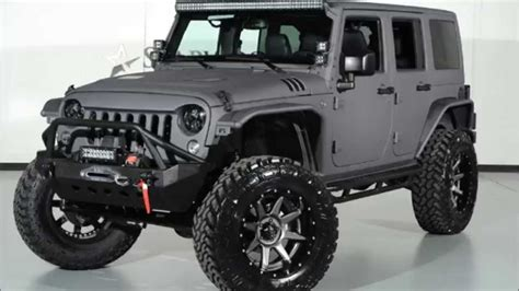jeep wrangler jacked up 2015 jeep wrangler unlimited kevlar coated lifted jeep