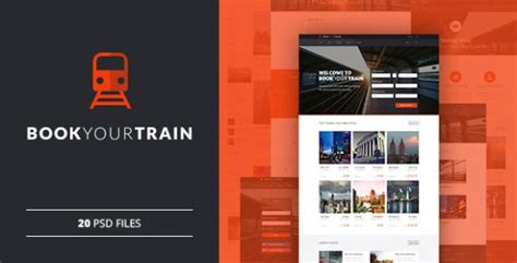 templates for railway website book your train online booking psd template bestwebsoft