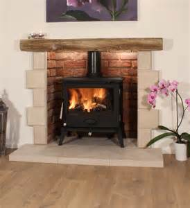 newman fireplaces timber effect formulated beams