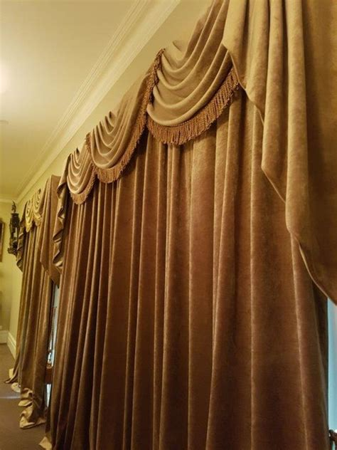 formal drapes custom made formal drapes