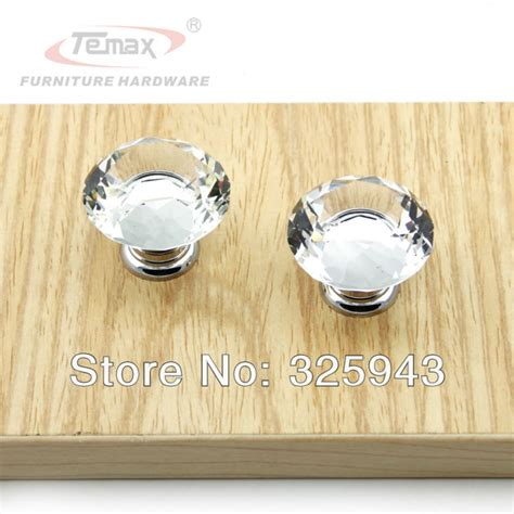 clear kitchen cabinet knobs clear zinc glass crystal bedroom furniture kitchen drawer
