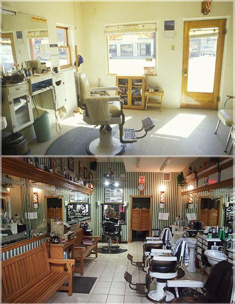 jasa desain interior barbershop pangkas rambut  jakarta jasa desain interior  jakarta