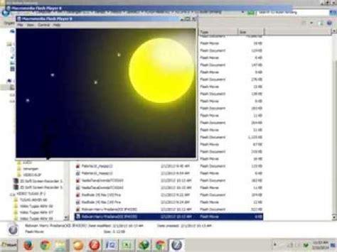 tutorial sholat gerhana matahari youtube membuat animasi bintang berkedip animasi awan gerhana