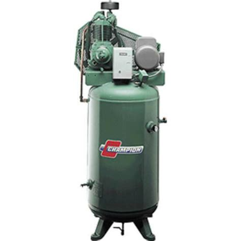 vr5 8 casrsa01 5 hp chion air compressor advantage series ebay