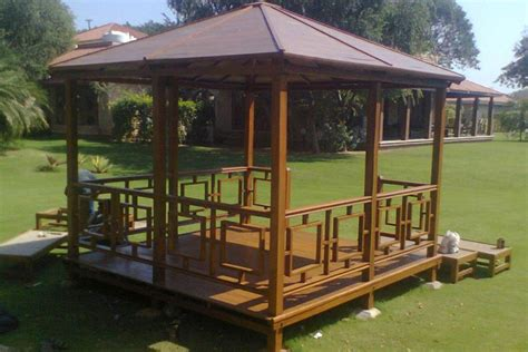 wood gazebo kits outdoor wood gazebo kits thedigitalhandshake furniture