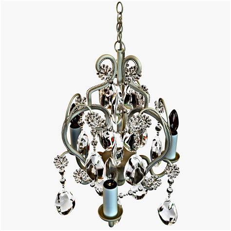 tadpoles mini chandelier tadpole chandelier 3d model tadpoles bulb chandelier