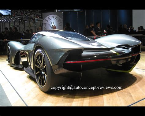 2020 Aston Martin Valkyrie by Aston Martin Hybrid Valkyrie 2020 Specification Unveiling