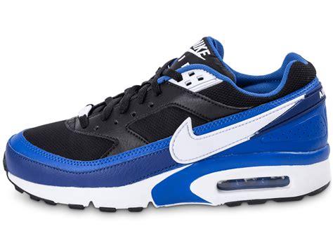 Chausures Air Nike Air Max Bw Junior Bleue Chaussures Chaussures Chausport