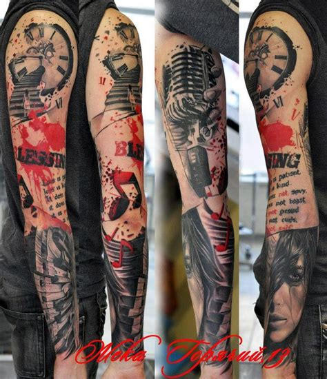 amazing tattoo sleeves amazing sleeve for joes ideas