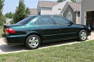 98 Honda Accord Mpg 98 Honda Accord Ex Sedan V6 For Sale