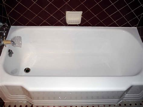 how to refinish a porcelain cast iron bathtub refinishing 28 images how to safely