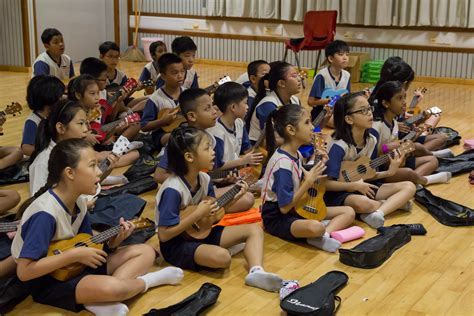 Ukulele Lessons In Singapore | school activities ukulele classes singapore