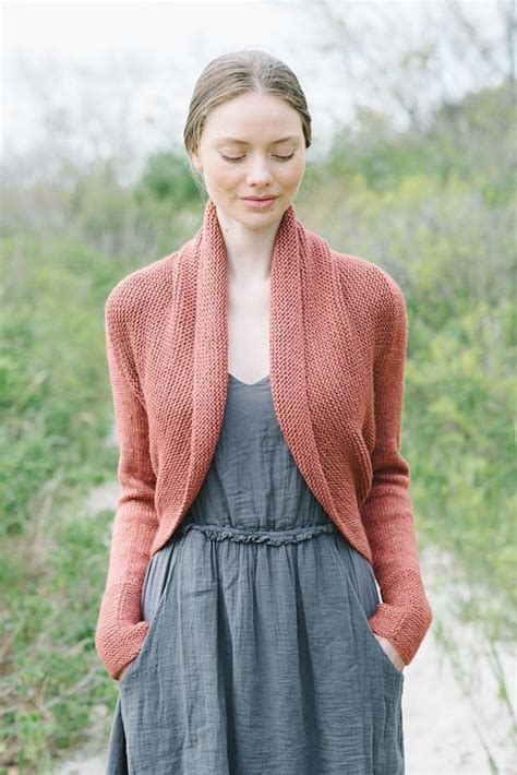 free knitted shrug and bolero patterns editor s choice maeve shrug knitting pattern