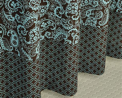 brown paisley shower curtain unavailable listing on etsy