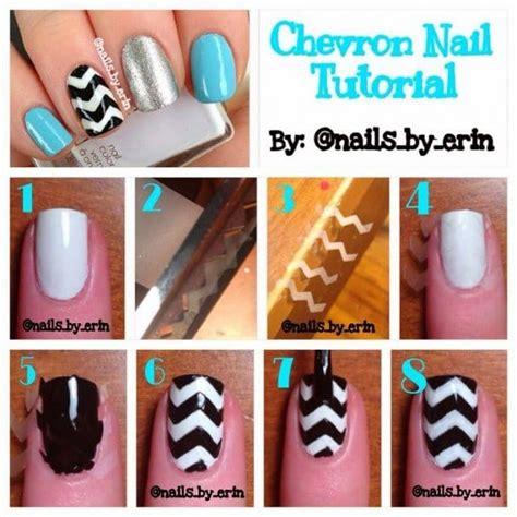lightning nail art tutorial 15 idee per nail art a zig zag