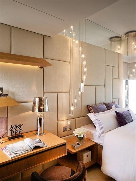 international bedroom designs regal leather walls that put wallpaper to shame