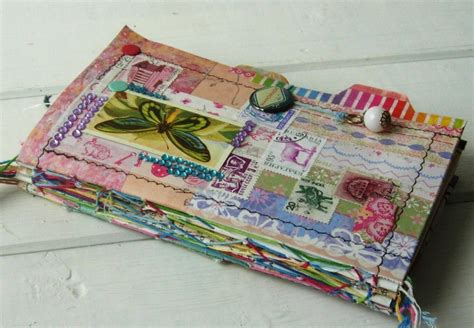 Handmade Journal Ideas - best 20 handmade journals ideas on smash book