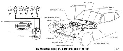 1967 Chevy Ammeter Wiring