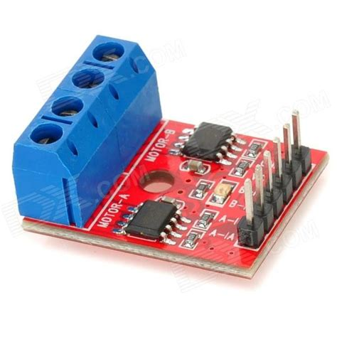 Dual Two Driver Motor Dc H Bridge L9110 l9110 dual channel h bridge motor driver module for arduino worldwide free shipping dx