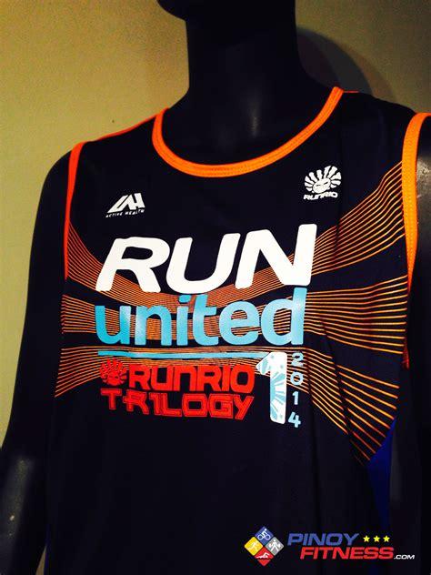 Singlet No 16 unilab run united 1 2014 sm moa fitness