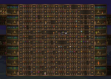 terraria storage room i quot sort quot of enjoy 1 3 get it because sorting i much enjoy 1 3 terraria