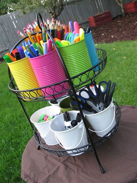 diy craft caddy diy school supplies using recycled materials 3 boys and a