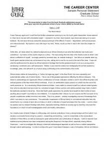 How To Write A Graduate School Essay by Graduate School Personal Statement Template