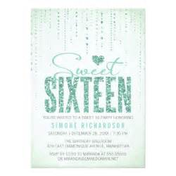 sweet sixteen invitations 33 000 sweet sixteen announcements invites