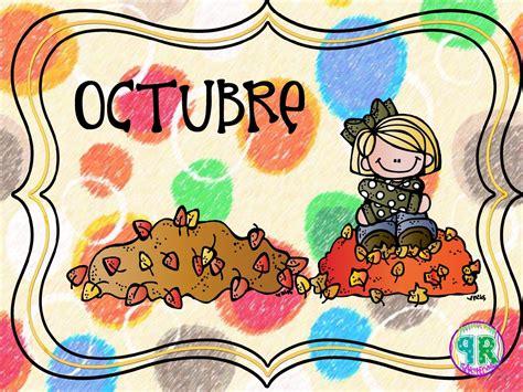 imagenes de octubre noviembre todas las efem 233 rides de octubre listas para imprimir