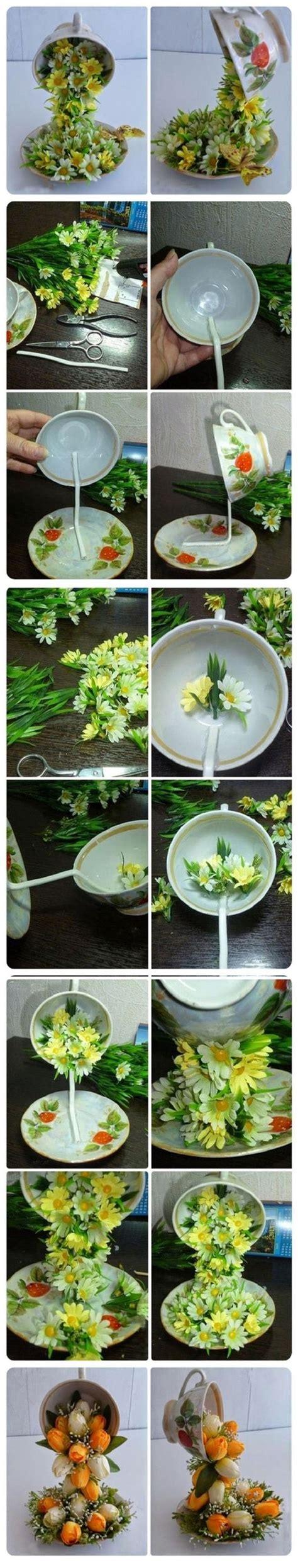 diy beautiful flying flower arrangements beautiful flower arrangement ideas 2017
